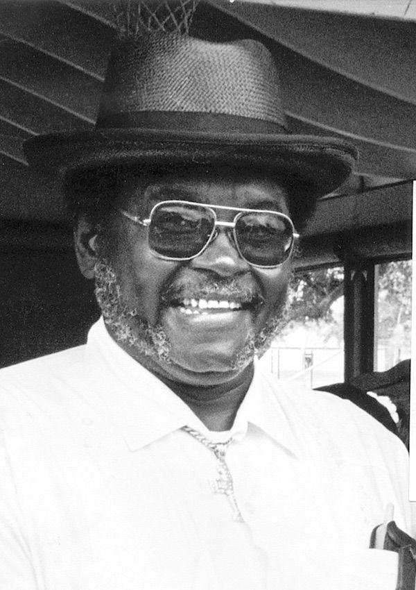 The Rev. James E. Daniels