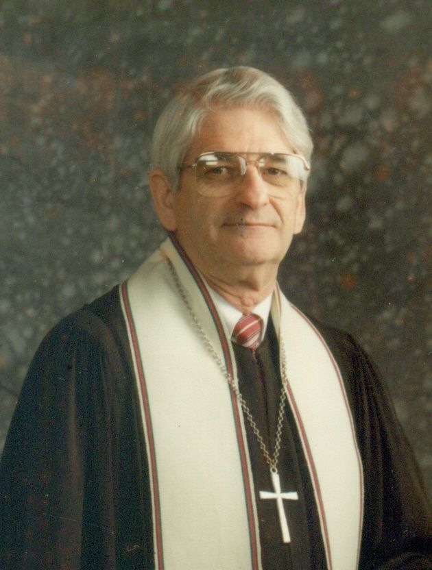 Reverend Colonel Elbert Leroy Nelson, Jr.