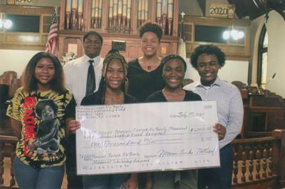 2020 Marcus J. Netherly Memorial Scholarship winners