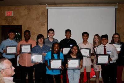 Chris Reed Foundation scholarship winners