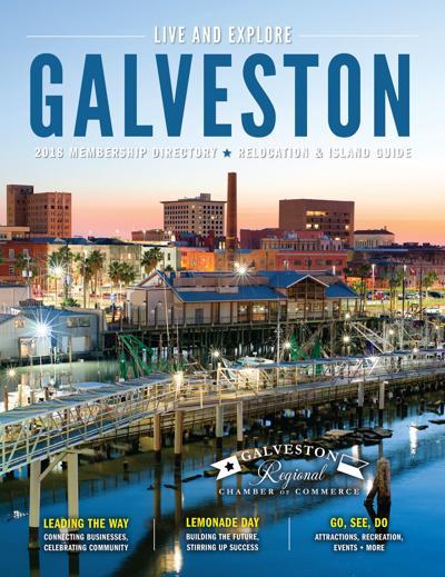 Galveston Regional Chamber of Commerce's 2018 Membership Directory