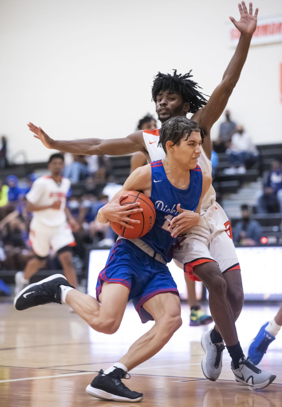 Texas City vs Dickinson Boys Basketball