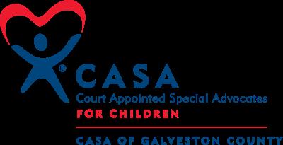 CASA Galveston County Logo