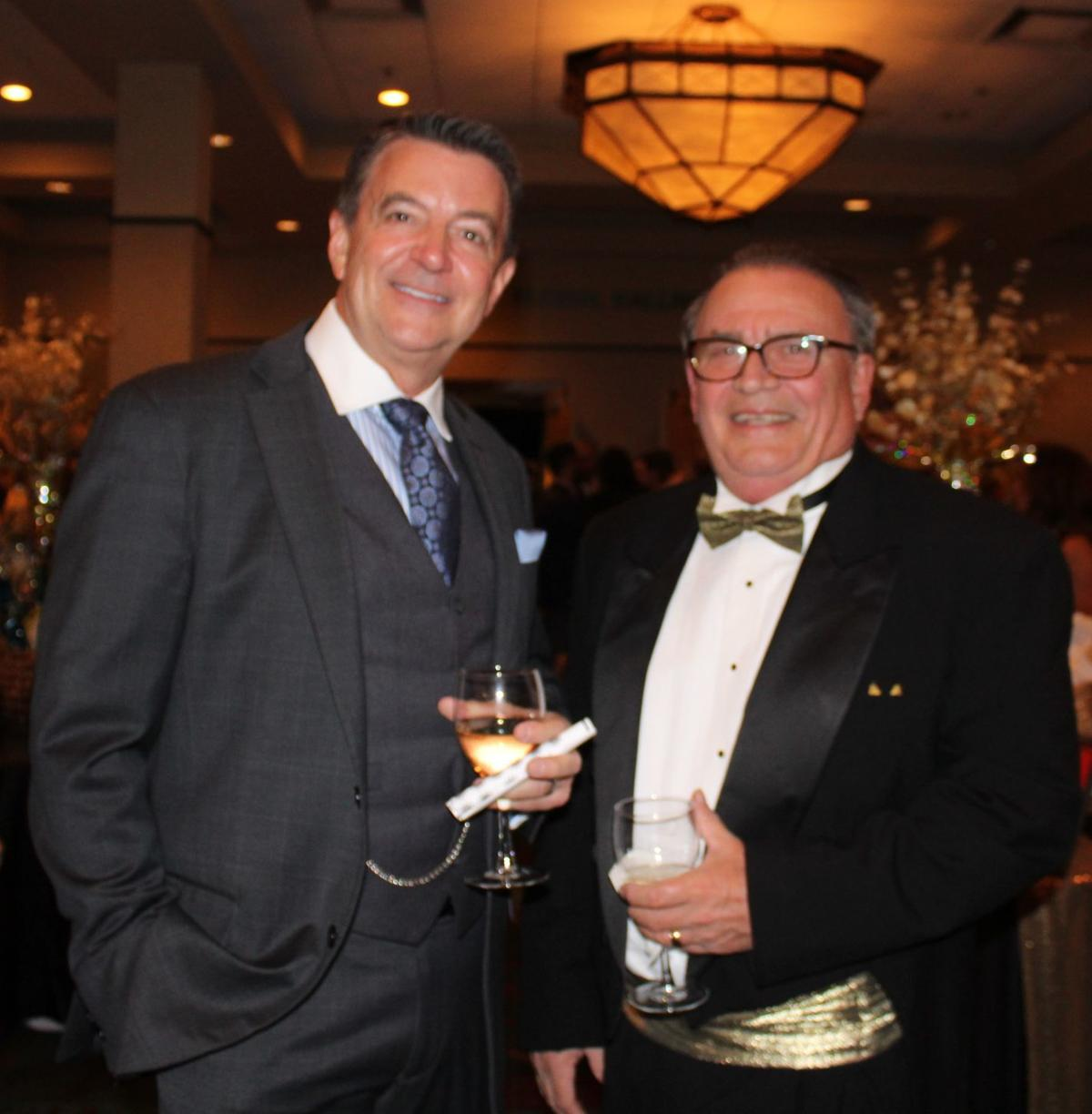 Out And About: A Roaring Good Time Had By All At Gala