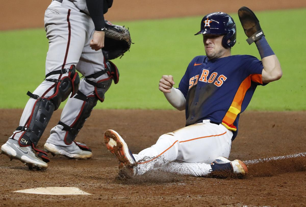 Houston Astros vs. Arizona Diamondbacks