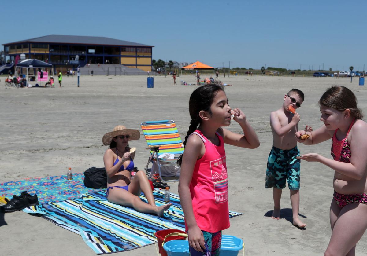 Stewart Beach pavilion