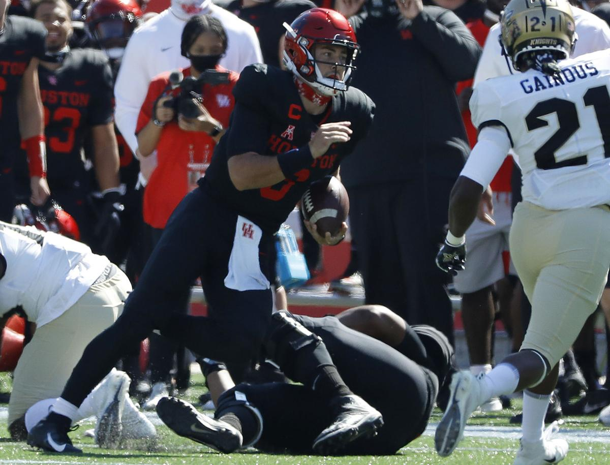 Houston Cougars vs. UCF Knights