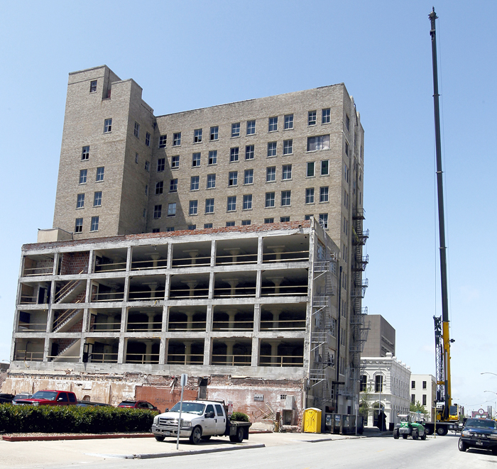 Medical Arts Building to be timeshare?