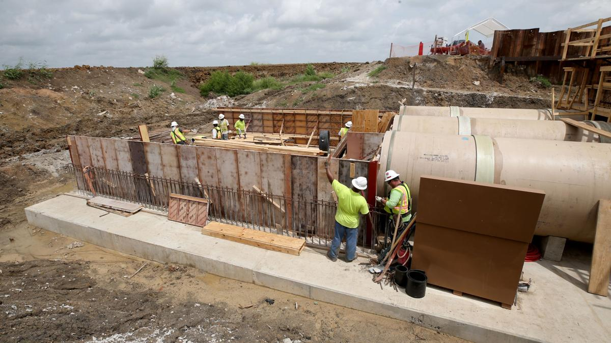 Renovations underway at the Texas City Reservoir