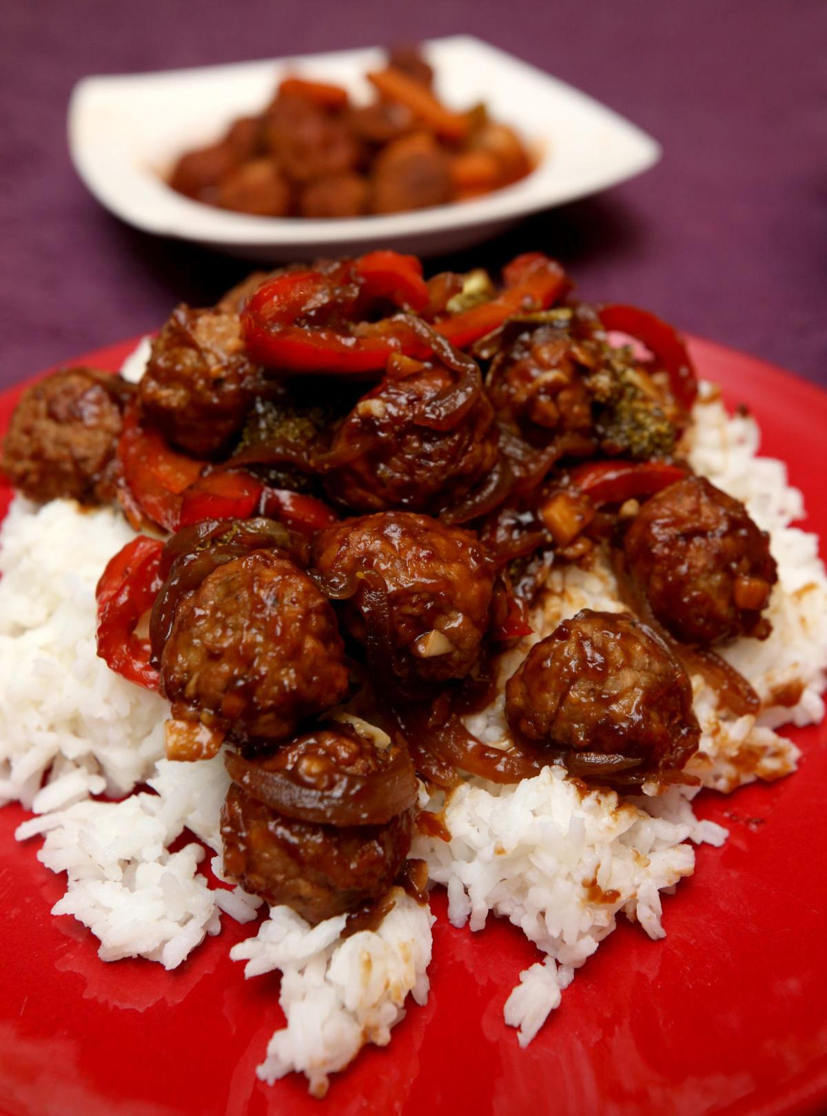 Frozen meatballs make weeknight dinners a snap