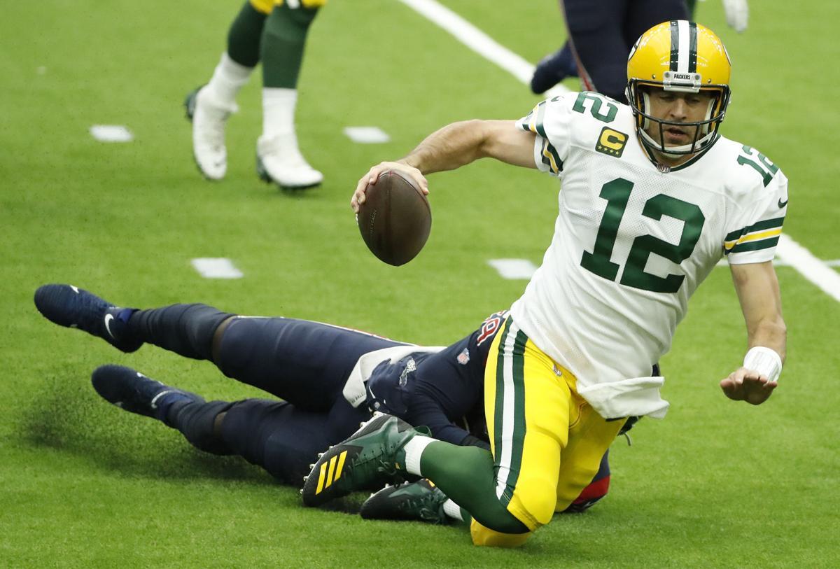 Houston Texans vs. Green Bay Packers