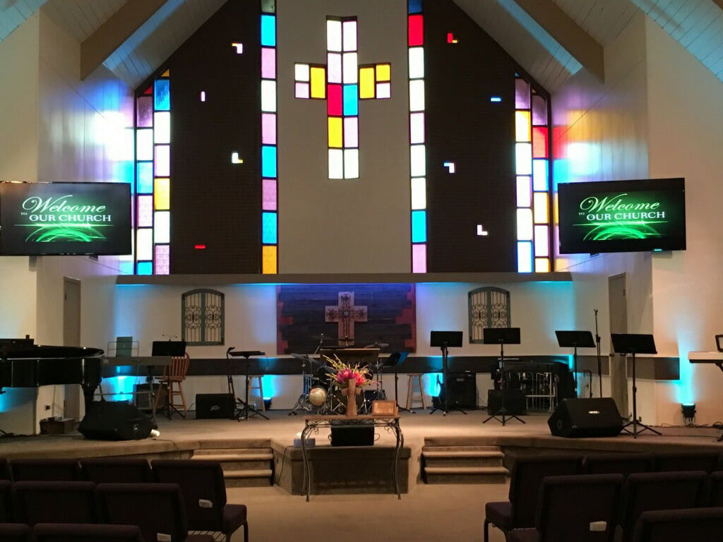 Texas City's First Assembly of God