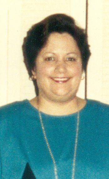 Gloria Frances Gonzales