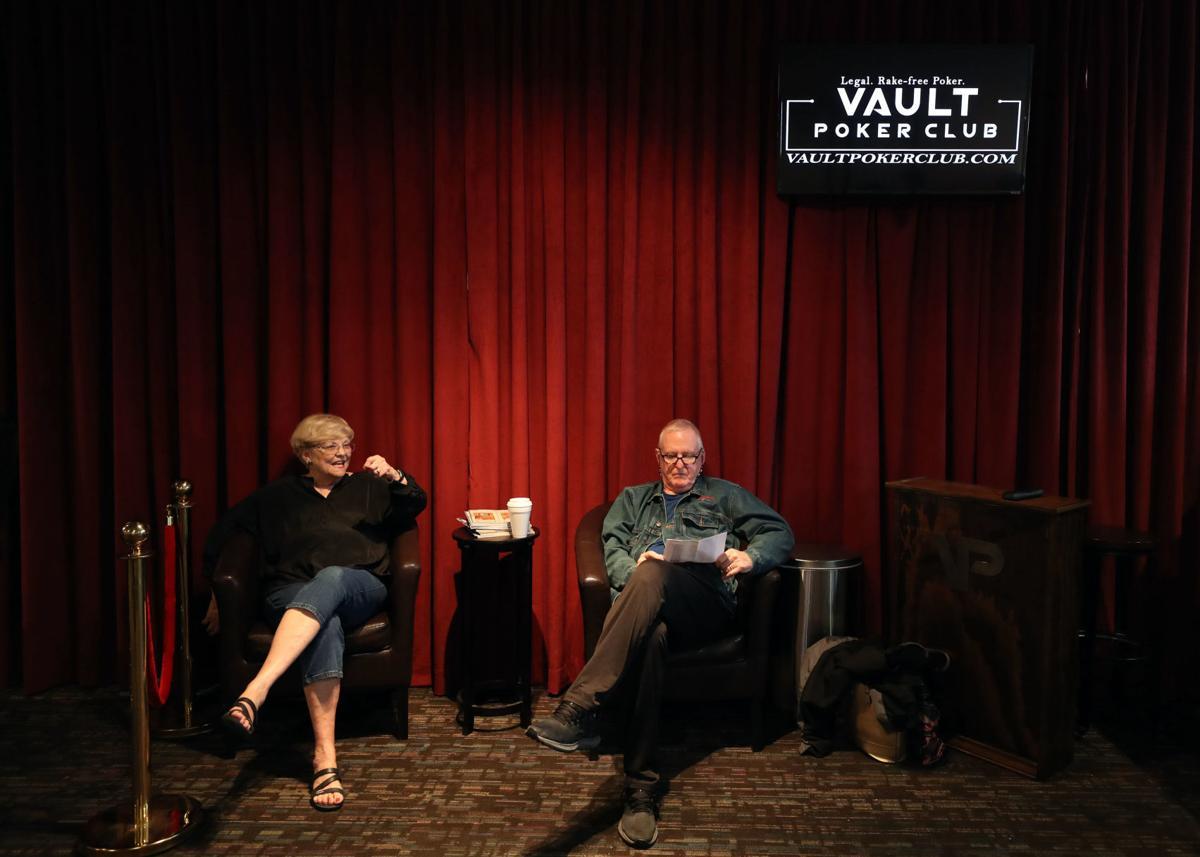 Vault Poker Club