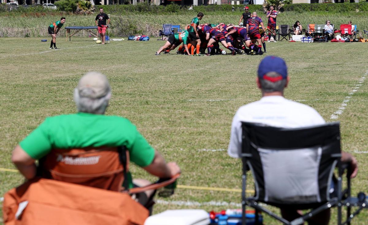 Galveston rugby celebrating 50th season