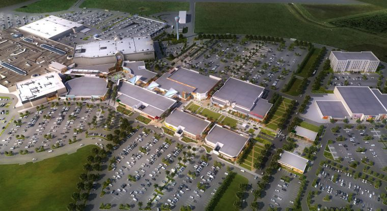 Baybrook Mall major expansion