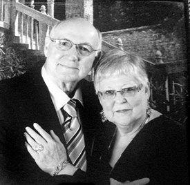 Branstetter 60th  Wedding Anniversary