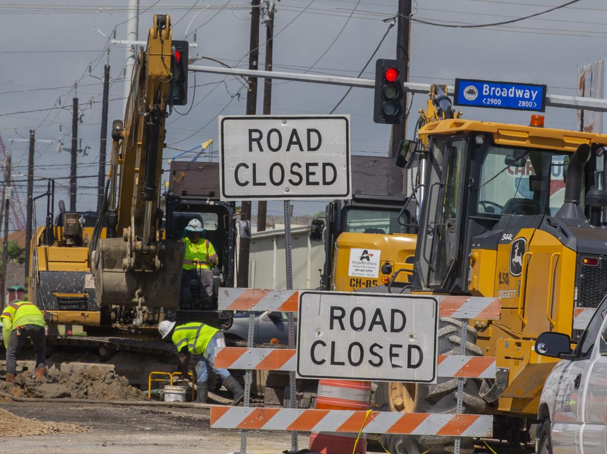 Broadway Construction Project