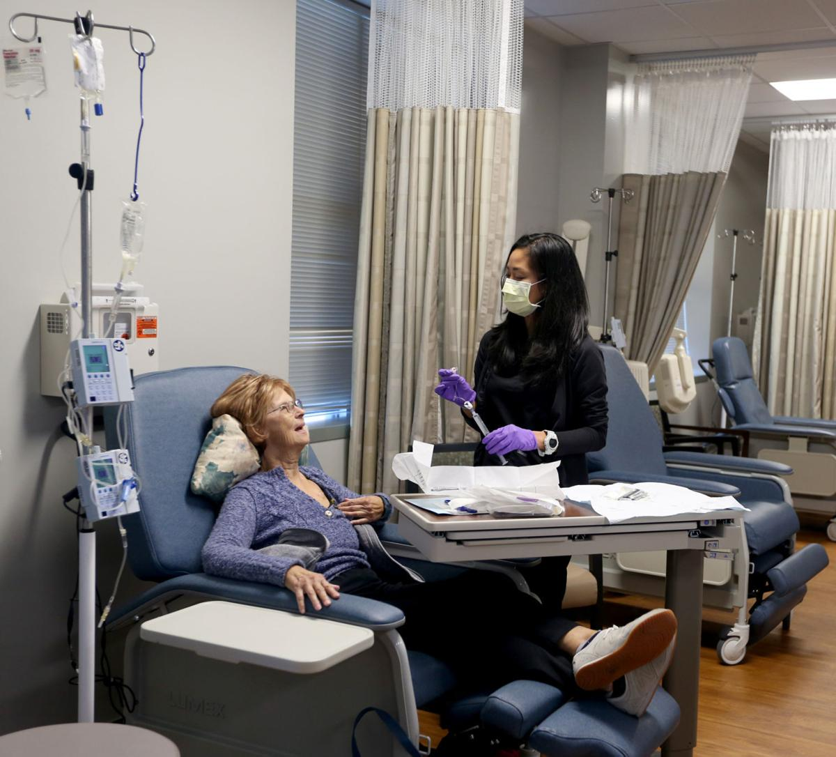 With Continued Growth League City Becoming A Hub For Cancer Treatment Health The Daily News