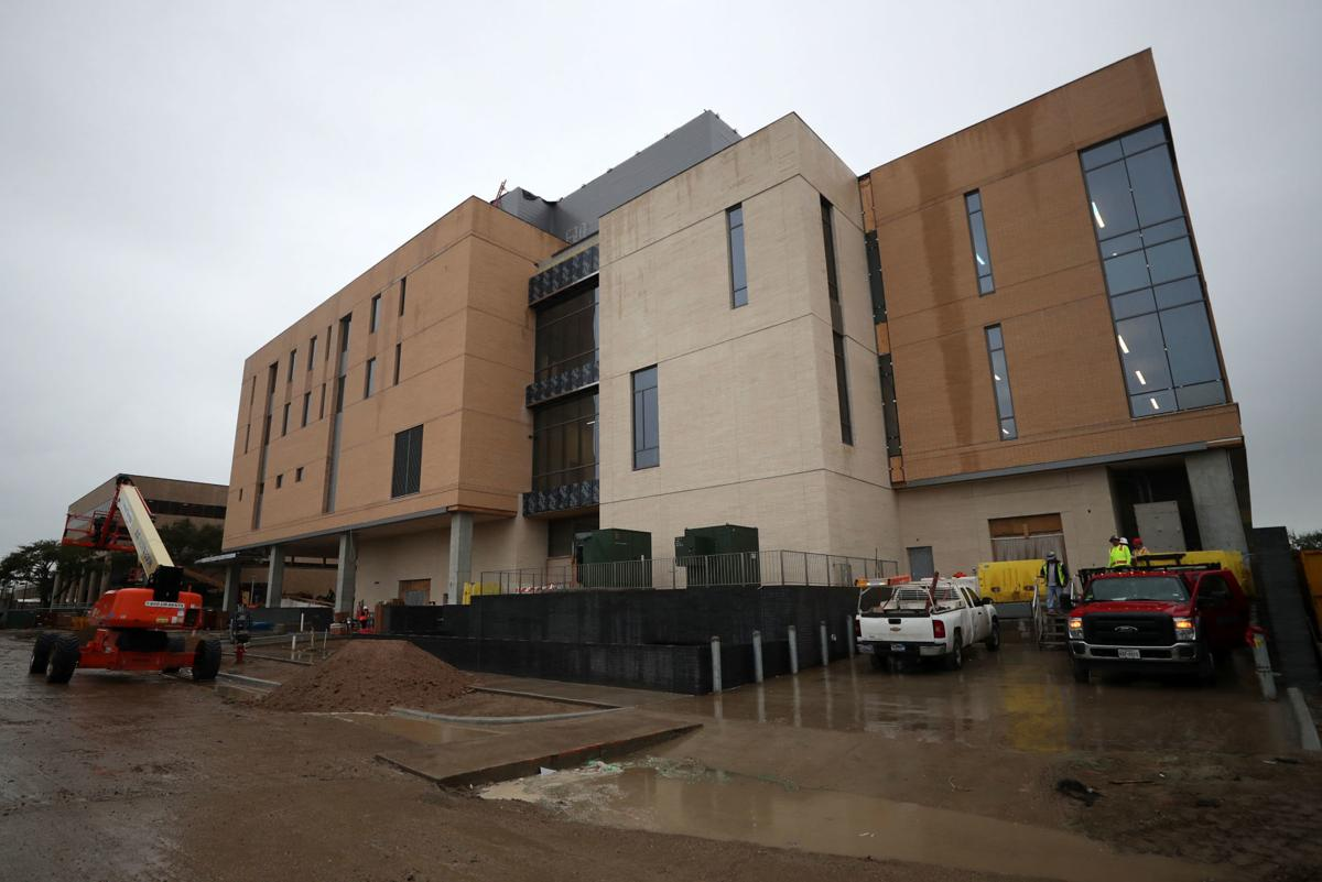 UTMB new building