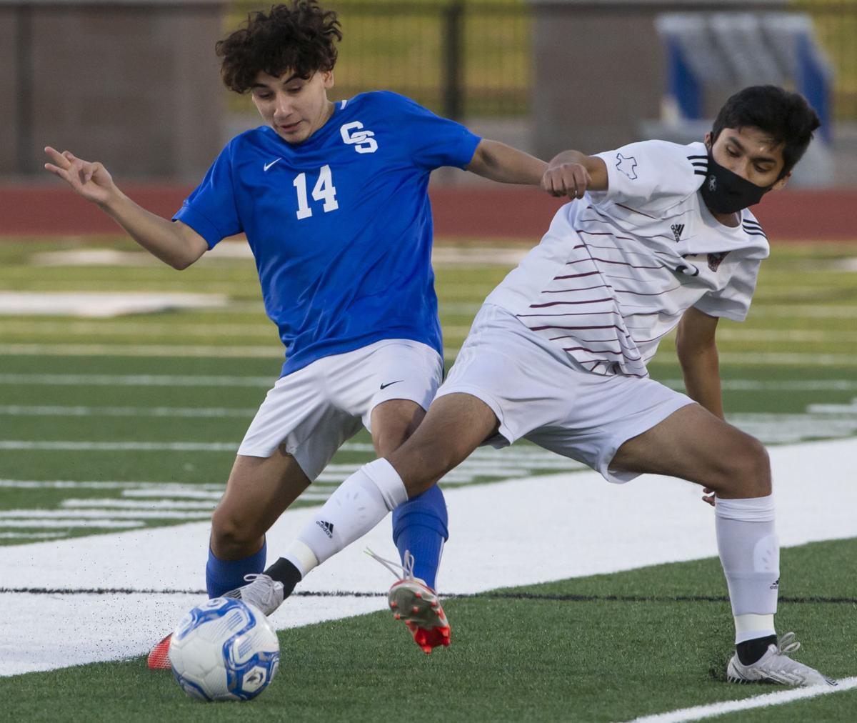 Clear Springs vs Pearland Boys Soccer