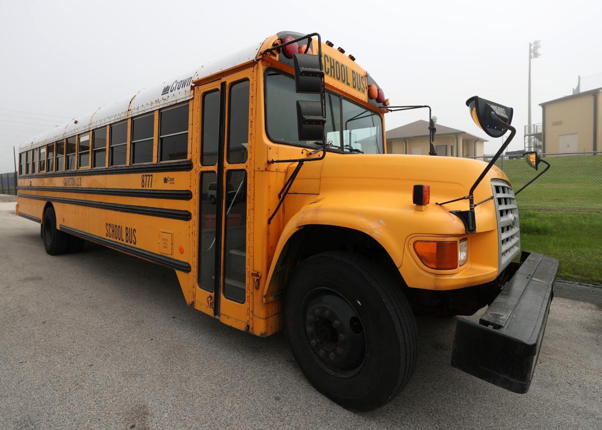GISD buses
