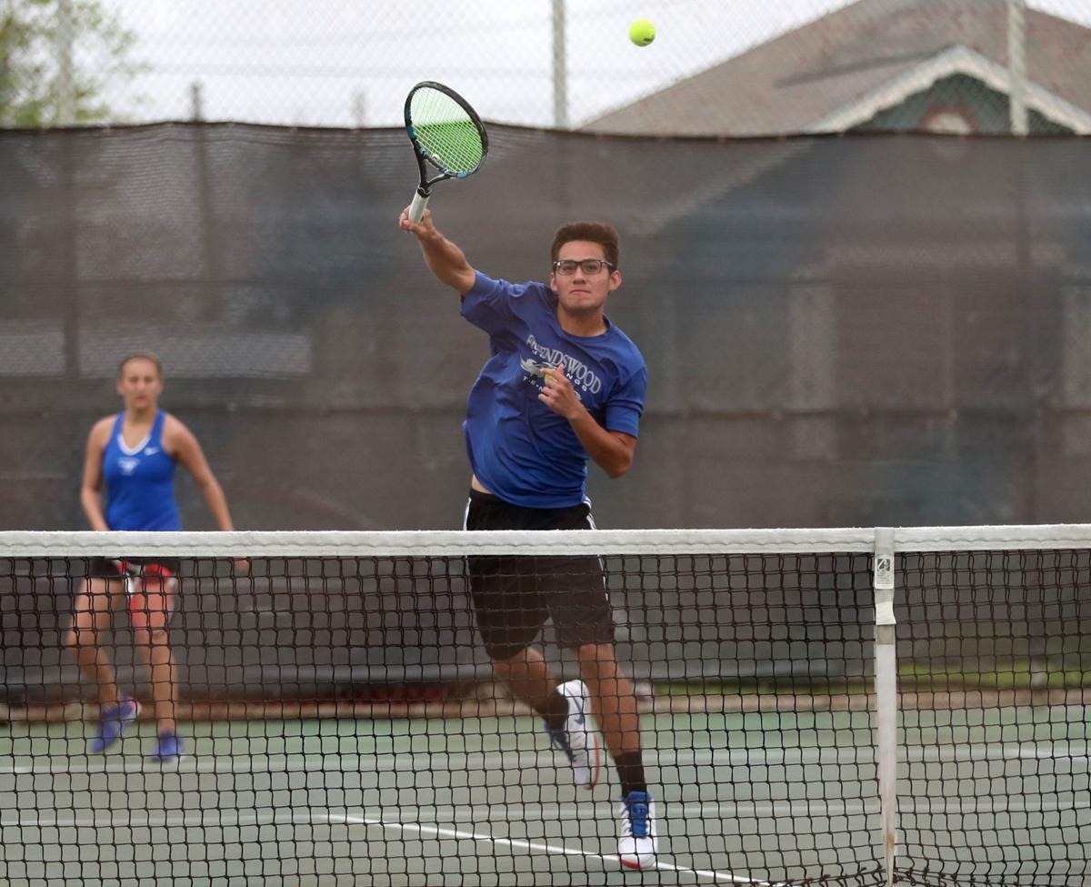 Beachcomber tennis tournament
