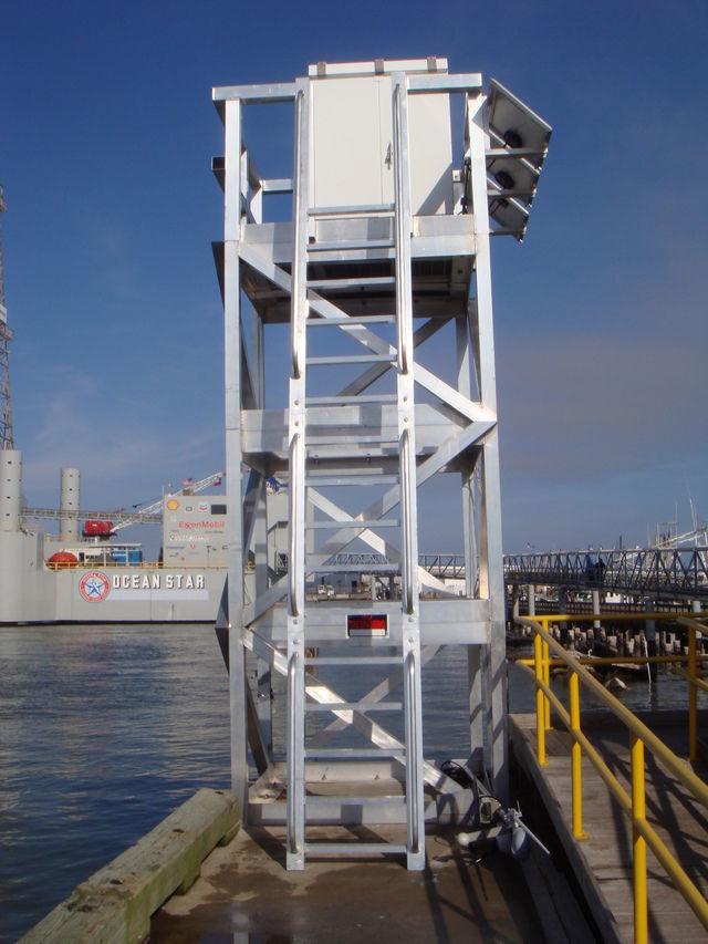NOAA Pier 21 Station