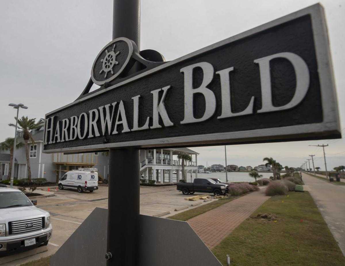 Harborwalk TIRZ