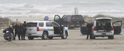 Stewart Beach standoff