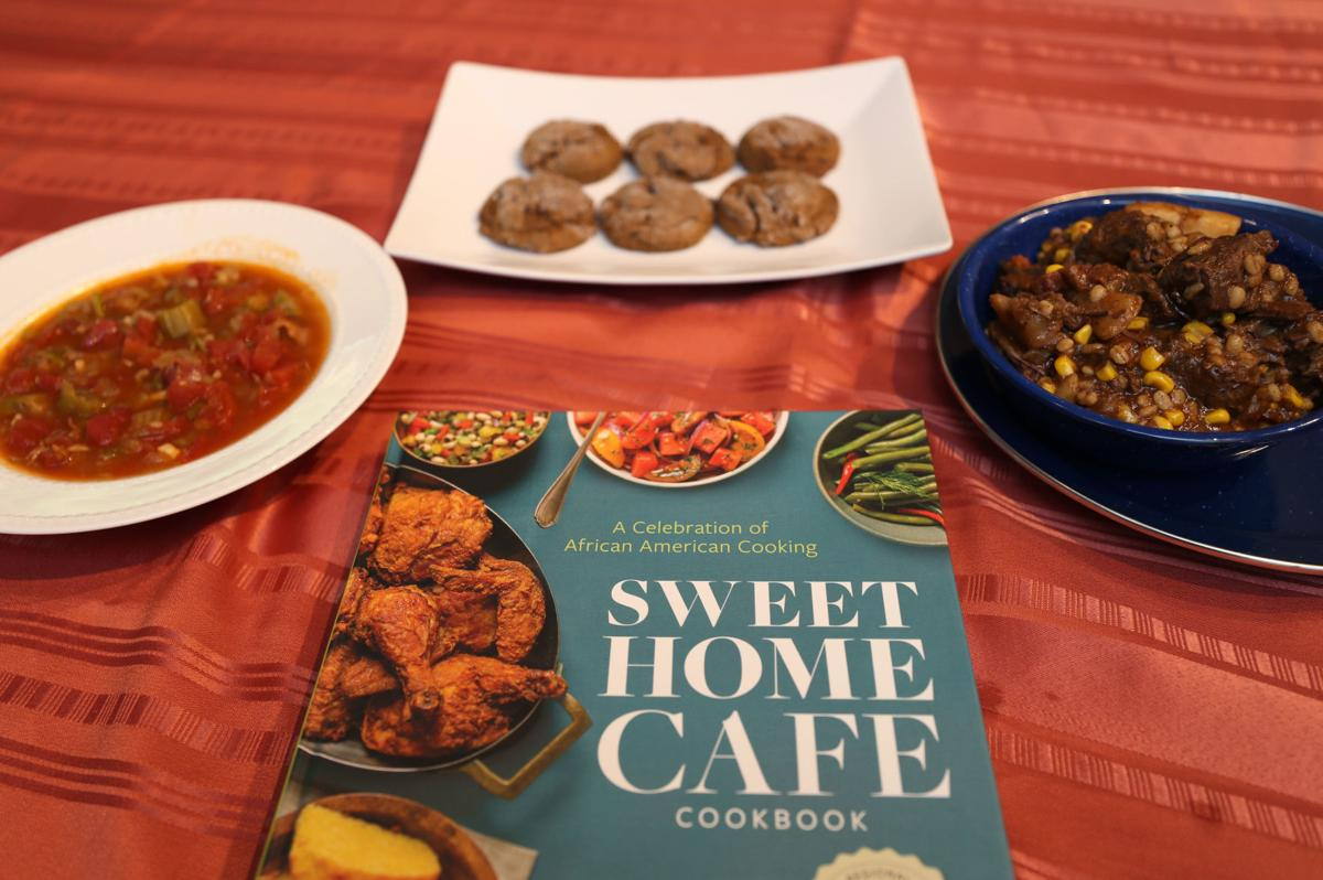Sweet Home Café recipes
