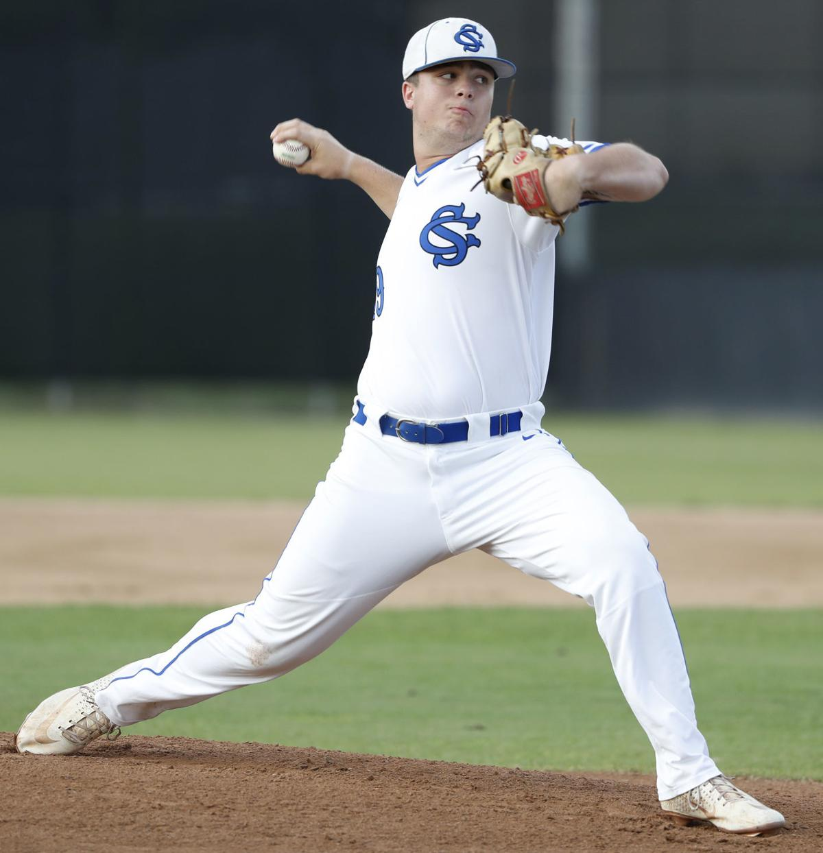 Clear Springs vs. Atascocita playoff baseball