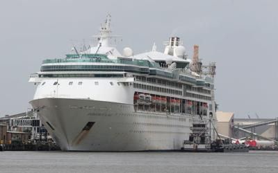 Galveston's cruise ship line up getting bigger