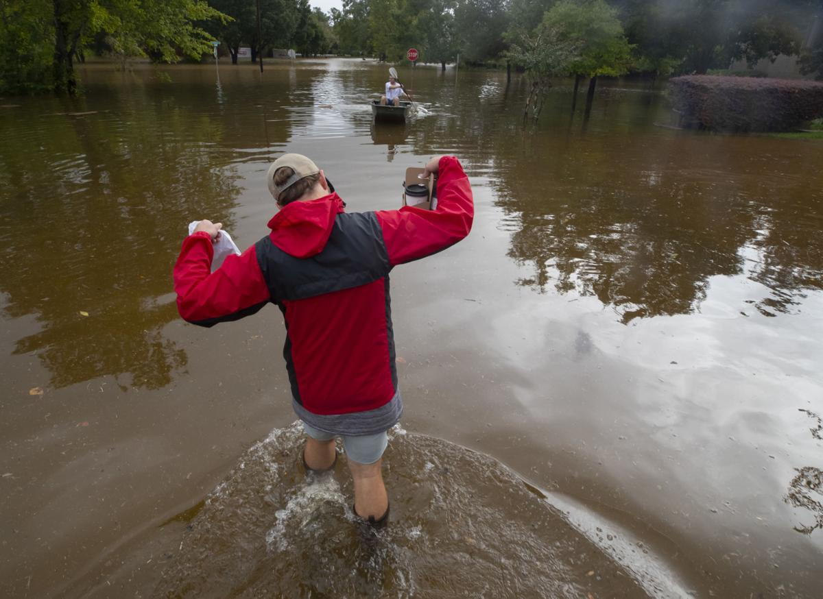 Tropical Storm Beta-Friendswood Flooding