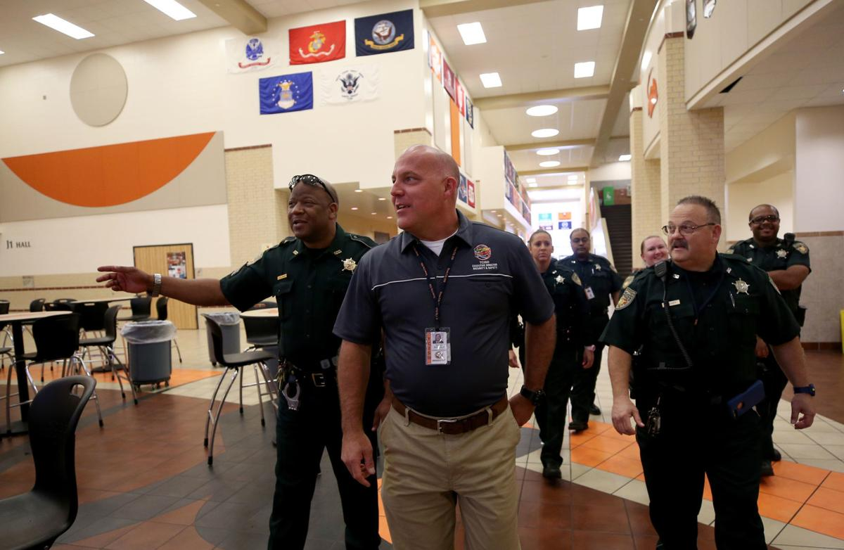 New head of security at Texas City school district