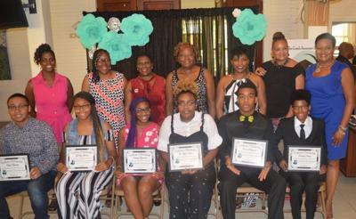 Leah Samone Simpson 2019 scholarship recipients