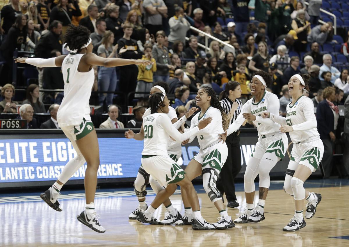 NCAA Iowa Baylor Basketball