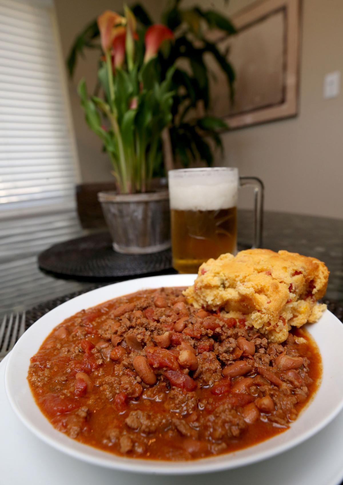 Robyn Bushon's chili recipe