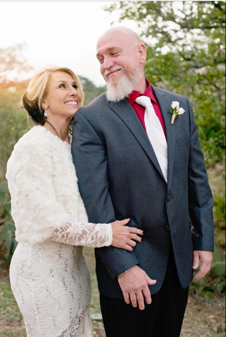 Teresa Peace Weds James Moore
