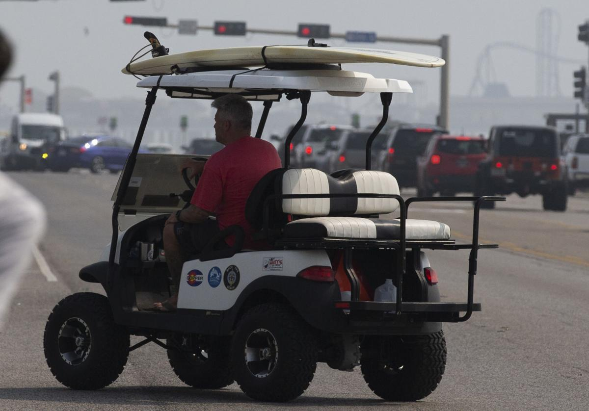 Seawall Golf Carts