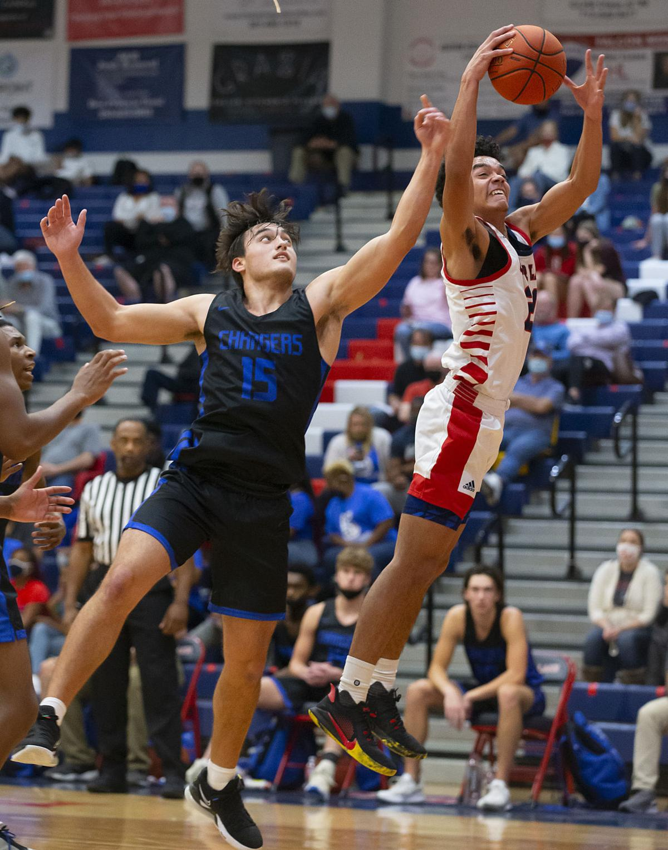 Clear Springs vs Clear Lake Boys Basketball