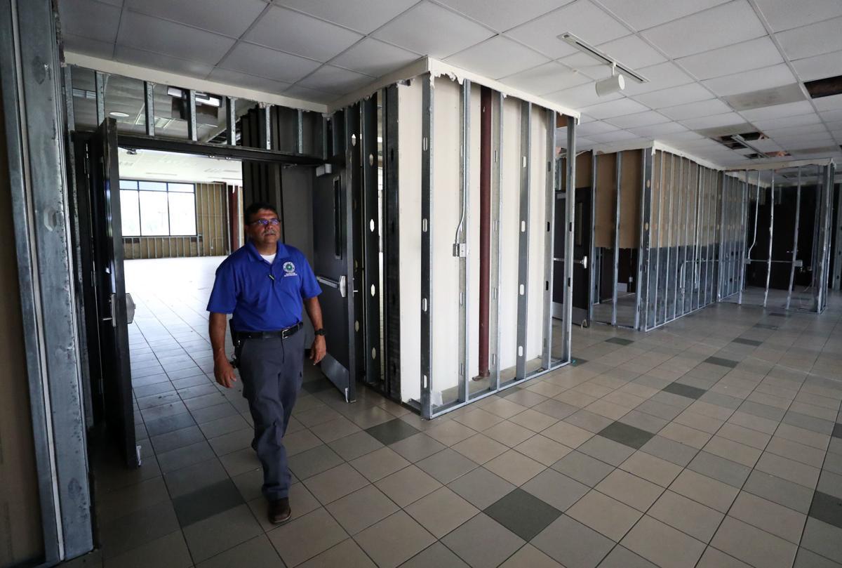 Wayne Johnson center damage