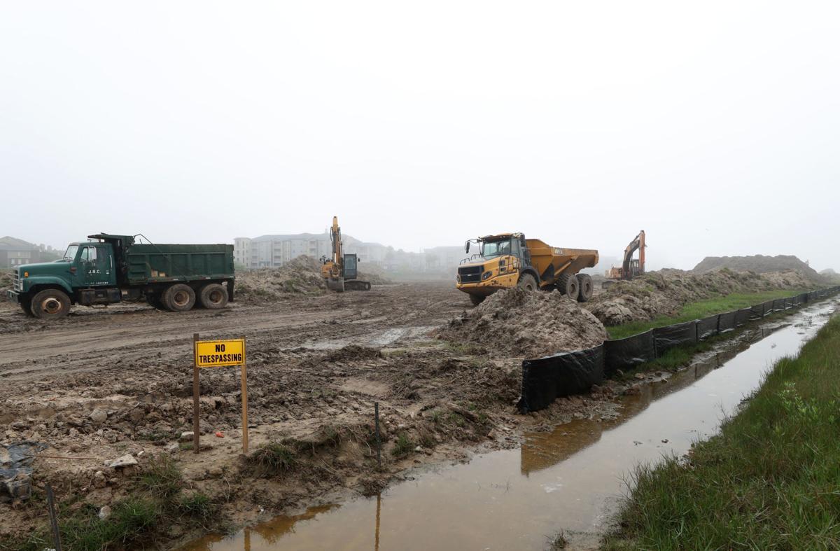 RV Park construction