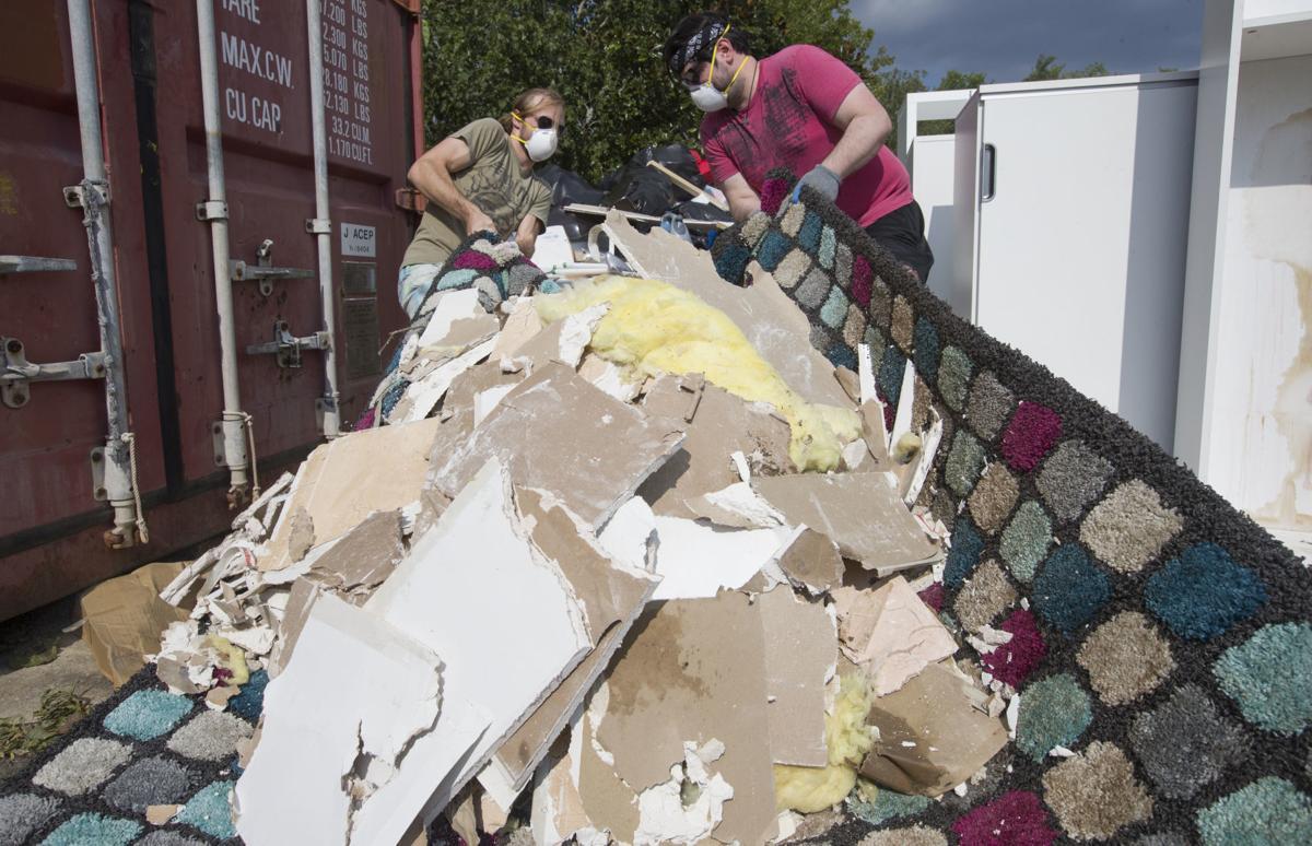 Harvey - League City Damage