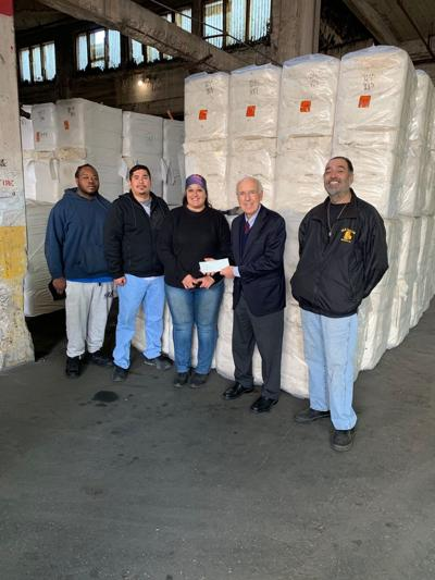 Meals on Wheels receives donation