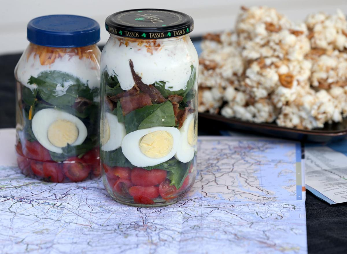 Packable recipes for summer road trips