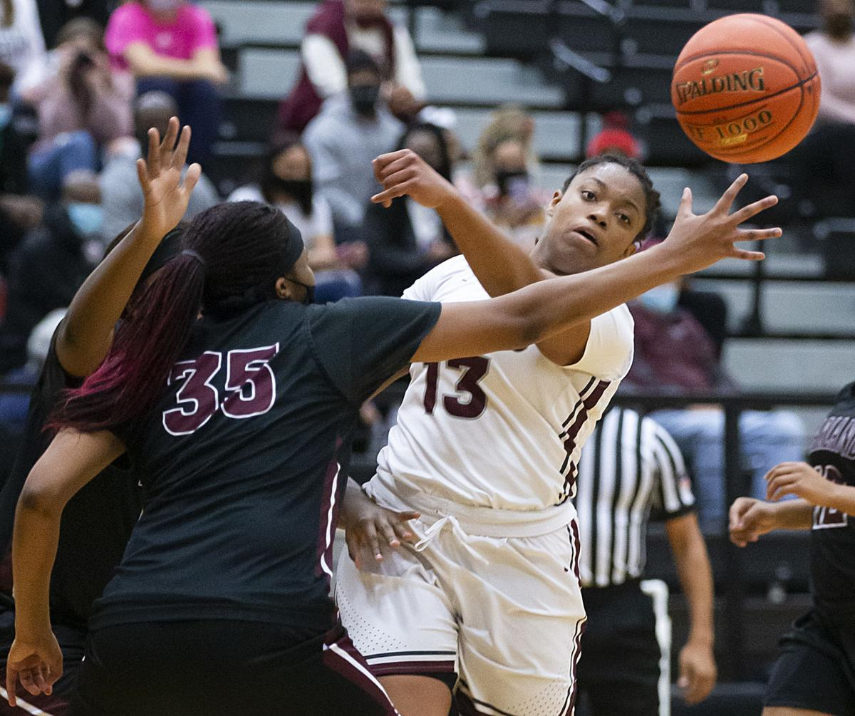 Clear Creek vs Pearland Girls Basketball