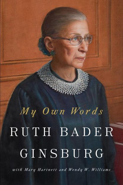 'My Own Words' not the 'Notorious RBG' bio you might expect