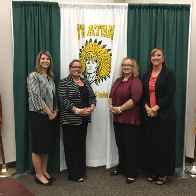 Santa Fe ISD principals