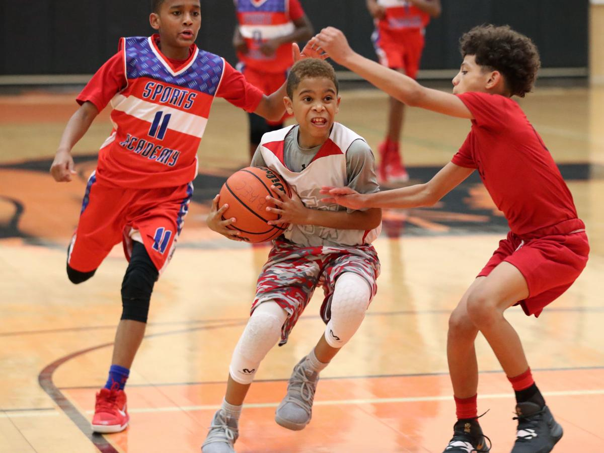 Elite AAU basketball tourney wraps up with OT thriller